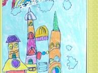 学习画画对宝宝的作用竟然是这样的-天之涯书画培训