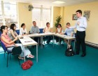 出国留学英语学习到高桥山木培训学新概念 口语