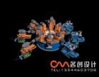 武汉外观三维建模 动画模型绘制
