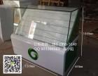 厂家专业定做超市烟柜酒柜木质货架精品陈列柜推拉式玻璃柜台展柜