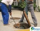 温江天府下水道疏通地漏马桶各种管道疏通吸污车抽粪