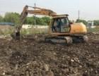 上海长宁区挖掘机出租基础土石方挖掘