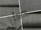 精仿毛涤西装面料男士西装西裤面料高纱支超薄款纯毛面料 灰色