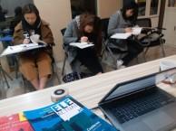 新浪微博 重庆新泽西多国语言培训中心 重庆专业西班牙语培训