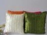 外贸原单贴片装饰3372 抱枕/包枕 靠垫/靠背/沙发靠枕45*