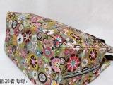 新款特价防水女包 单肩女包手提女包旅行包妈咪包花布包