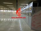 美术作品展示板架厂家直销 上海展览活动挂架出租