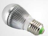 3W/5W车铝LED球泡灯 LED灯泡 LED节能灯 光源 E2