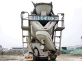 搅拌运输车18方国三排放九成新混凝土搅拌