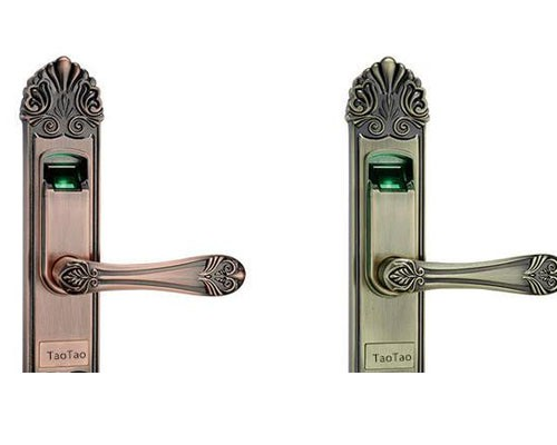 大连智能锁(TaoTao)-室内门用指纹子锁