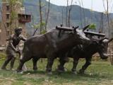 雕塑公司专业性哪家强,认准欧派雕塑上海浮雕壁画