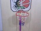 80元全新儿童可升降篮球架(板)室内投篮架送小篮球