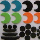 订做各种颜色规格 eva防滑垫 eva垫片 海棉垫