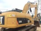 原装进口卡特320D2二手挖掘机出售