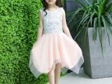 厂家批发儿童公主裙女童洋气裙子夏季连衣裙韩版女孩夏装蓬蓬纱裙