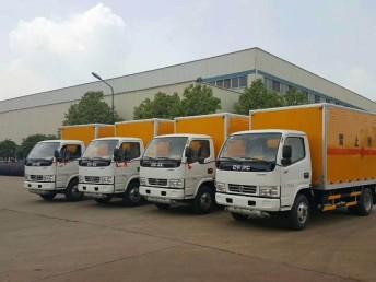上九类的危险品运输车 危险废物运输车 医疗废物运输车