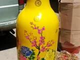 西安大花瓶酒店开业庆典落地景泰蓝3米大花瓶