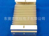 东莞CNC五金精密加工150瓦LED室外照明灯具投光灯铝型材散热