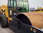 二手压路机 22吨徐工 单钢轮振动