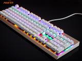 一件代发 鬼斧轰天雷 机械键盘青轴104