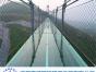 玻璃吊桥建设/玻璃吊桥工程造价/洛阳锐通园林栈道