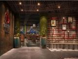 塘朗餐厅装修 塘朗餐馆装修 塘朗餐饮装修设计施工