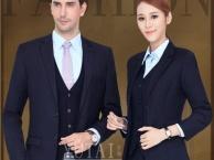 武汉男士结婚礼服新郎西服定制伴郎礼服定做新航标服饰