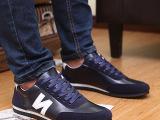 2015春季新款男鞋男士低帮休闲鞋韩版时尚潮流阿甘鞋运动单鞋批发