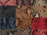 蛇纹PU皮革高仿蛇皮纹皮革压纹蛇皮纹皮革
