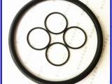 耐高温水蒸气四丙氟O型圈硬度70A线径粗