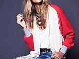 2014夏装新款欧美大牌撞色拼接短款飞行夹克薄款防晒衣女外套