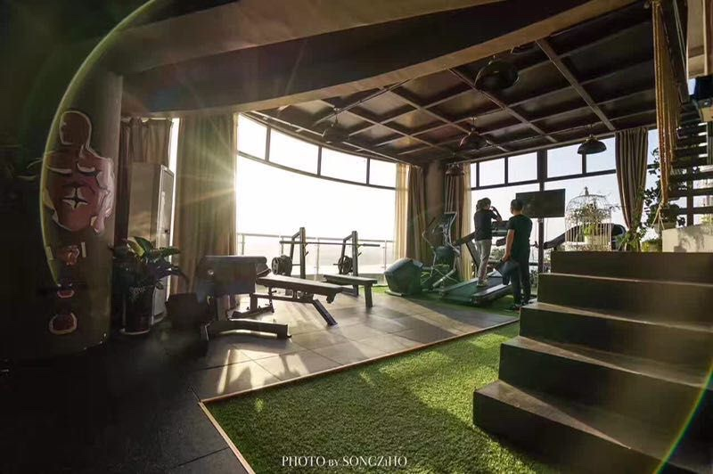 EF.私人定制健身工作室