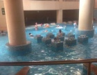 大唐世家康乐塘边游泳培训
