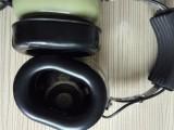 定做全透明TPU填充液体果冻硅胶皮耳套 热压吸塑航空耳机套