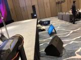 池州音响灯光LED大屏泡泡机 点歌机舞台背板搭建租赁
