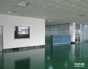 松江办公室装修天马厂房天花板吊顶