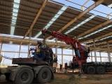 工厂搬迁 设备吊装 搬运 安装 方案  湖南隆
