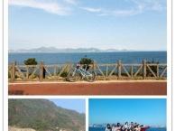 大亚湾小桂农庄休闲一日游漂流水上乐园沙滩游玩