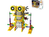 LOZ俐智 A0011小眼机器人益智拼装积木玩具 diy玩具 益