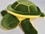 乌龟海龟大号可爱抱枕靠垫毛绒玩具公仔礼物量大可做壳子厂家直销