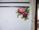 餐厅墙绘 儿童房墙绘