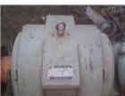 河北回收公司,承德高价回收二手电动机