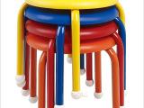 儿童宝宝叫叫椅 小圆凳可爱卡通小皮凳 椅