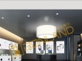 室内外挂壁式灯箱 铝合金可定制灯箱 LED灯箱
