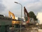 闸北区小型挖掘机出租,土方施工运输