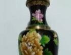 铜胎掐丝珐琅花瓶