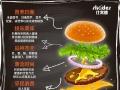 汉堡加盟仕客德汉堡加盟快餐加盟特色小吃一店多赢