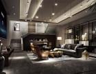 成都尚层别墅装修设计蔚蓝卡地亚现代风格实景图