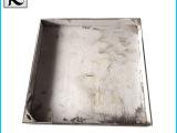 厂家热销 方形绿化不锈钢隐形井盖 防盗不锈钢隐形井盖
