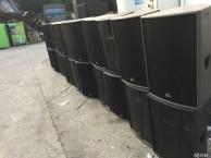专业高价回收KTV音响设备